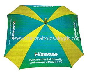 AD Square Umbrella