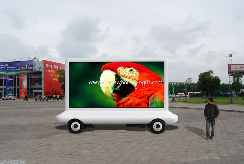 LED Moving Truck LED Sign