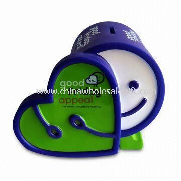 Heart-shaped Coin Bank