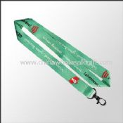 Imprinted Polyester Lanyard images