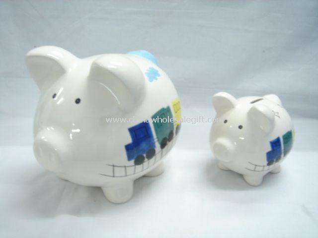 Wholesale ceramic paint piggy bank buy ceramic paint piggy for How to paint a ceramic piggy bank