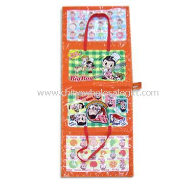 Printed Surface PP Beach Bag