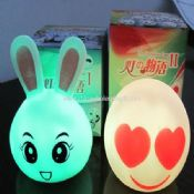 Rabbit flashing face light medium picture