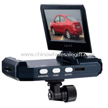480P Portable Car Camcorder