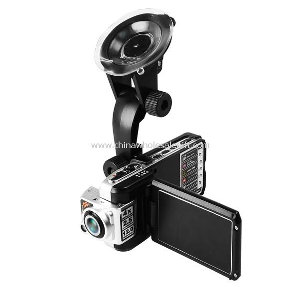 12 Mega pixels HIGH DEFINITION VIDEO CAMCORDER