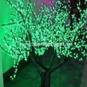 Green Led trees light images