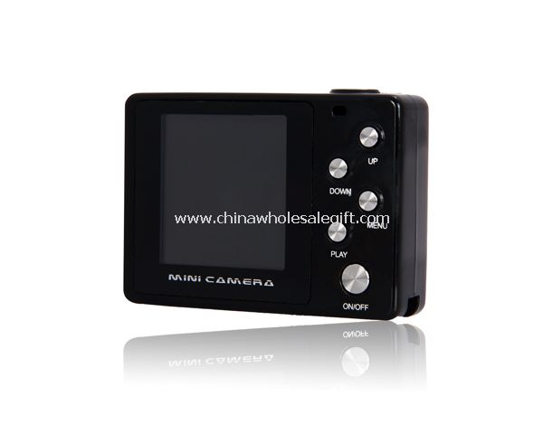 smallest micro camcorder with LCD Camera