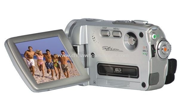 3.0 inch Touch Screen Digital Camcorder