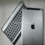 Mobile bluetooth super slim keyboard for ipad2 small picture