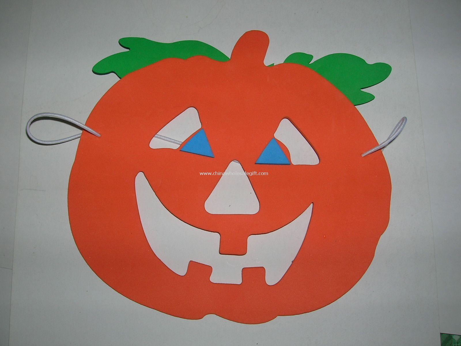 Маску для хэллоуина своими руками 39