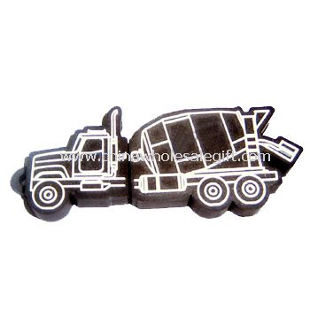 PVC Truck USB Flash Drive