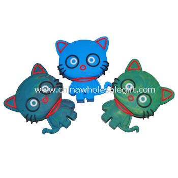 Silicone cat USB Flash Disk