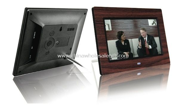 10.2 inch WOODEN DIGITAL PHOTO FRAME