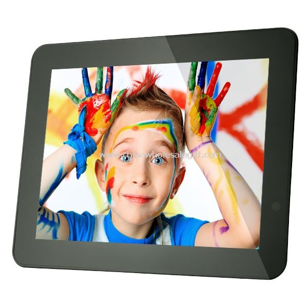 9.7 inch full function digital photo frame