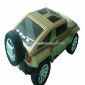 SUV Car shape speaker with LED Screen Touch Pannel images