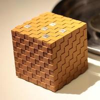 Altavoz bluetooth cubo mágico