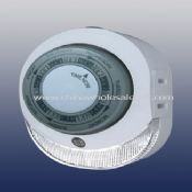 Indoor Mechanical Weekly Timer with LED Light medium picture