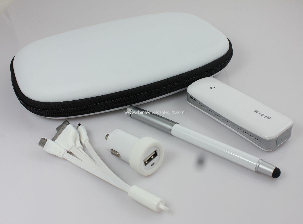 150mbps portable 3g router inalámbrico y banco de la energía