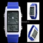 Lady sports watch with backlight small picture