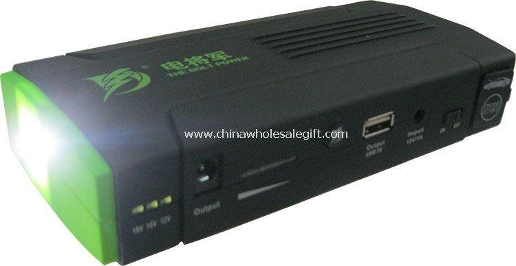 Luz arrancador del salto 12000 Banco de energía universal portátil batería pack mha
