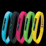 Colorful OLED display high quality fitness calorie monitor pedometer smart wristband bluetooth small picture