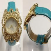Gold snake watch images