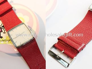 Square Big Case Watch