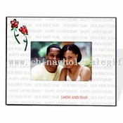 Personalized Wedding Gifts - Our First Year Anniversary Frame images
