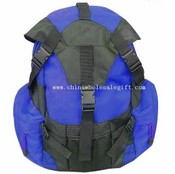 Backpack With CD Player Holder images