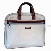 Nylon/Leather Briefcase images