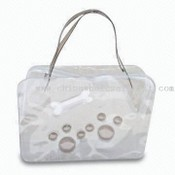 Clear PVC Cosmetic Bag images