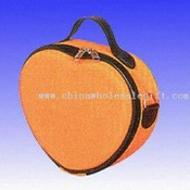 Heart-Shaped Cosmetic Bag images