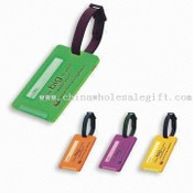 Plastic Luggage Tag images