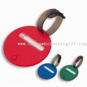 Round Luggage Tag images