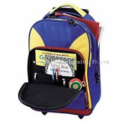 Boys Gear Rolling Backpack images