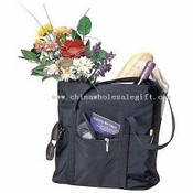Expandable Microfiberic Tote bag images