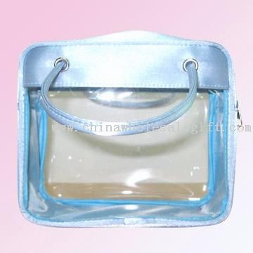 Promotional Transparent PVC Bag