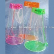 Transparent PVC tasker images