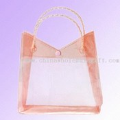PVC transparent sac promotionnel images