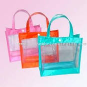 Transparent PVC Tote Bags images