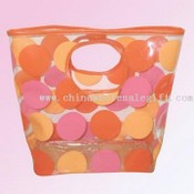 Transparent PVC Tote bag images