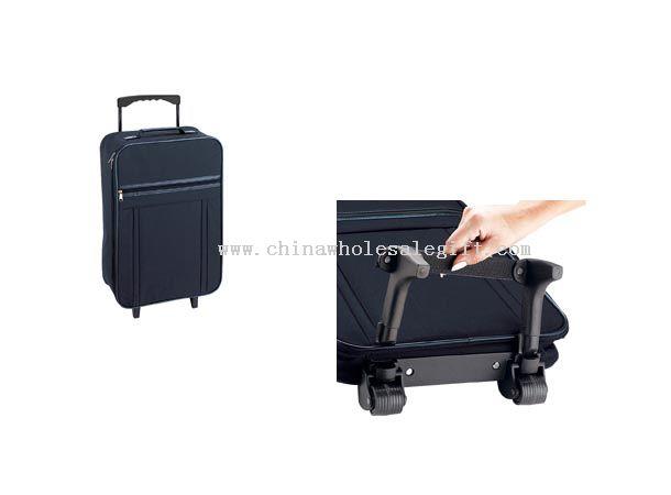 Foldable trolley case