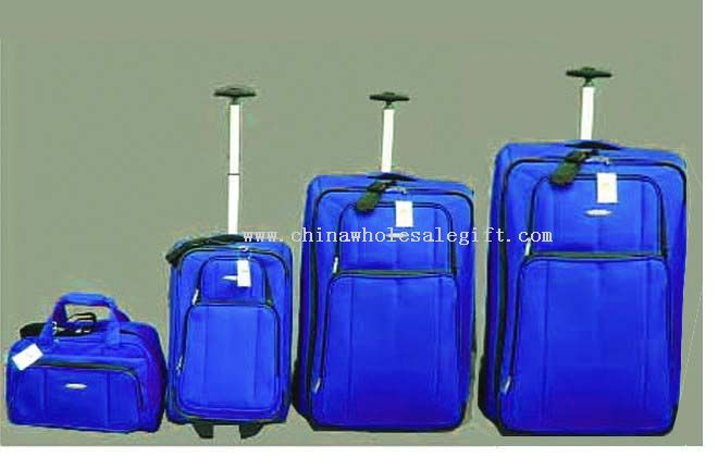 LIGHTWEIGHT EVA TROLLEY SET OF 3PCS