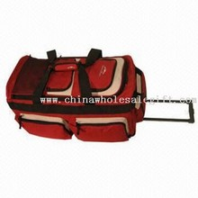 Deluxe Duffle Trolley Bag images