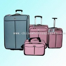 Four-piece Trolley Case Set images