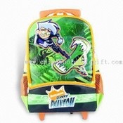 Childrens Trolley Bag images
