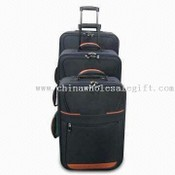 Three Pieces Trolley Case images