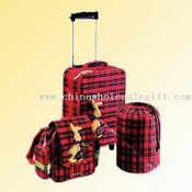 Three-piece Trolley Bag Set images