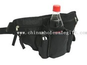 Waistbag with bottle holder images