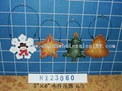 hanging woodendecorations 6/s images